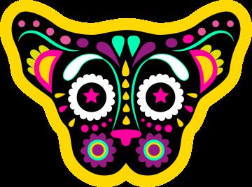 Sticker Triskel 4