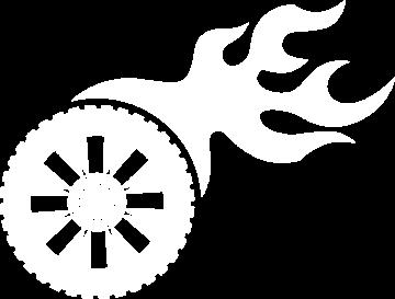 Autocollant Racing Gauche