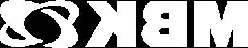 Sticker Mbk Logo