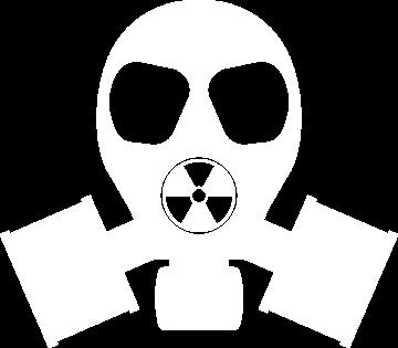 Sticker Danger Gaz