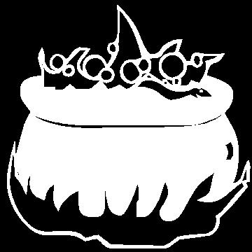 Sticker Halloween 69