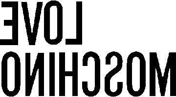 Sticker Love Moschino