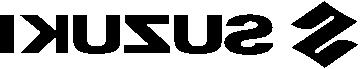 Sticker Suzuki Logo 1