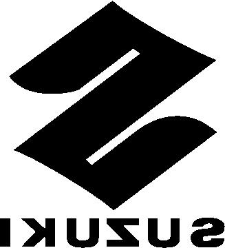 Sticker Suzuki Logo 2