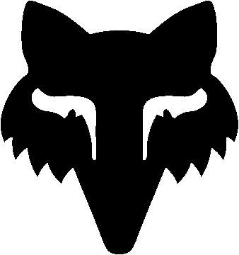 Stickers Fox 3