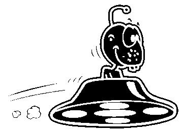 extra terrestre - Extra-terrestre