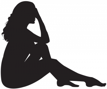 Sehr Silhouette Femme Sexy 58 | Autocollants-Stickers QZ34