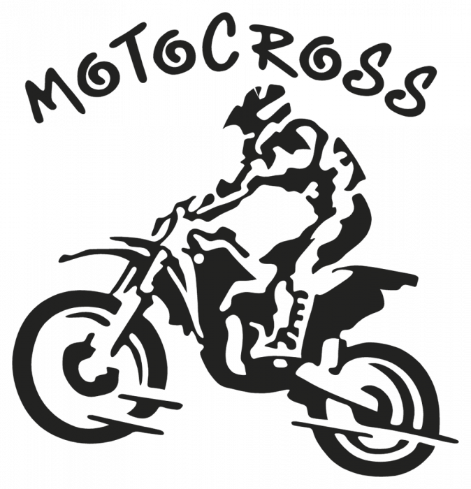 moto cross autocollants stickers. Black Bedroom Furniture Sets. Home Design Ideas