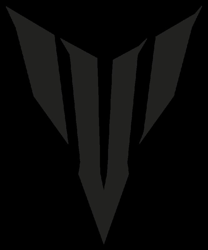 Yamaha Mt Logo Sticker
