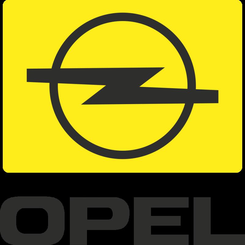 autocollant opel logo autocollants stickers. Black Bedroom Furniture Sets. Home Design Ideas