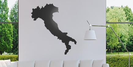 Silhouette de Pays