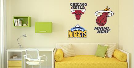 Logo NBA équipe Basket