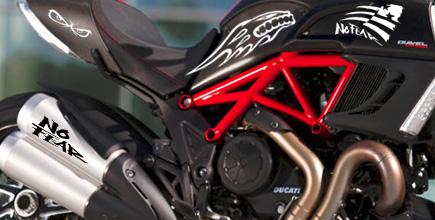 Kits pour motos et cyclos