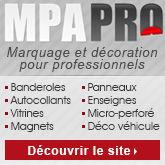 Mpa Pro - Site pour professionnels